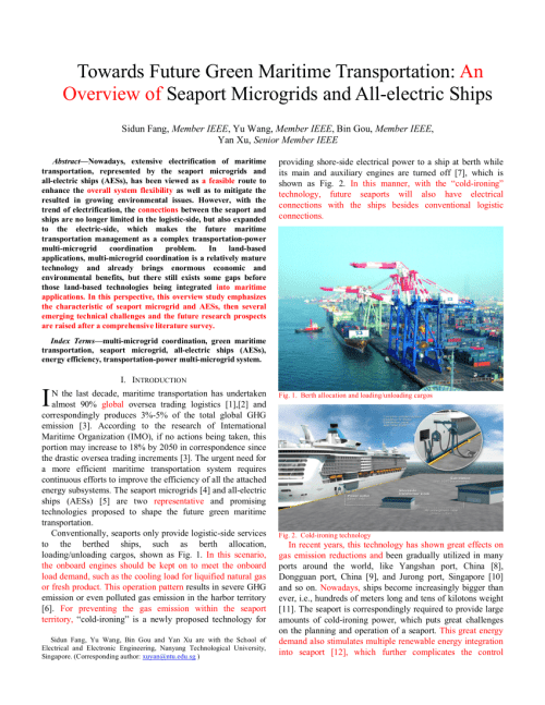 small resolution of  pdf past present and future challenges of the marine vessel s electrical power system