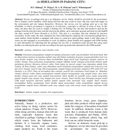 pdf the design and implementation of smart trash bin [ 850 x 1202 Pixel ]
