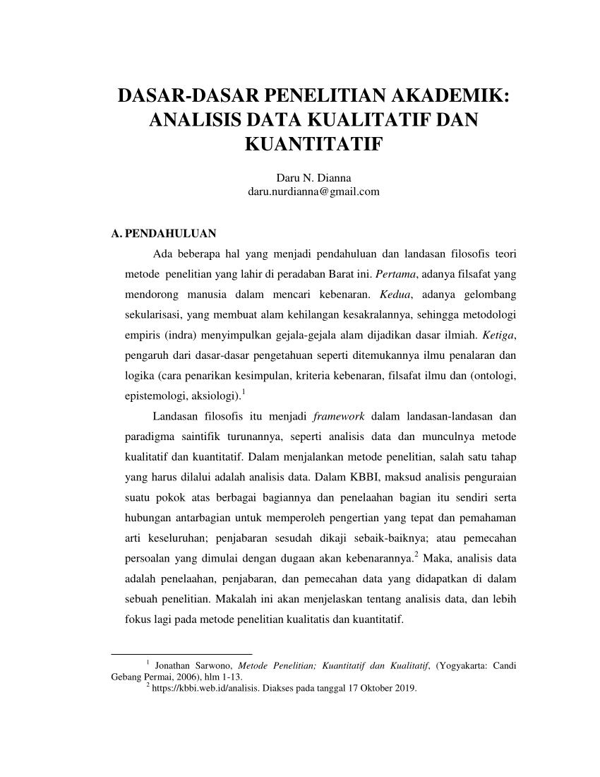 Data Kualitatif Dan Data Kuantitatif : kualitatif, kuantitatif, Analisis, Kualitatif, Kuantitatif