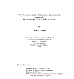 pdf why countries support international environmental agreements the regulation of acid rain in europe  [ 850 x 1100 Pixel ]