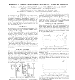 high level macro modeling and estimation techniques for switching activity and power consumption request pdf [ 850 x 1203 Pixel ]