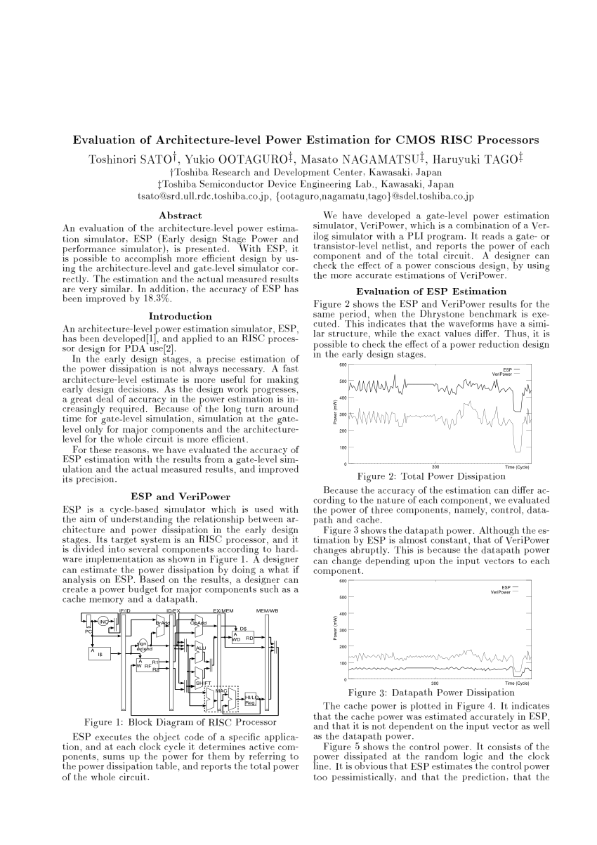 hight resolution of high level macro modeling and estimation techniques for switching activity and power consumption request pdf
