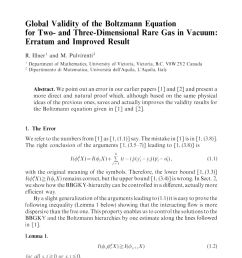 propagation of chaos for particle systems associated with discrete boltzmann equation request pdf [ 850 x 1346 Pixel ]