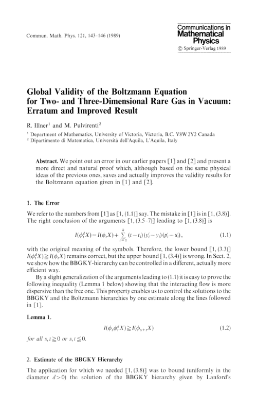 small resolution of propagation of chaos for particle systems associated with discrete boltzmann equation request pdf