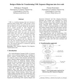 pdf design of rules for transforming uml sequence diagrams into java code [ 850 x 1100 Pixel ]