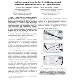 power line communication in a full electric vehicle measurements modelling and analysis s barmada request pdf [ 850 x 1100 Pixel ]