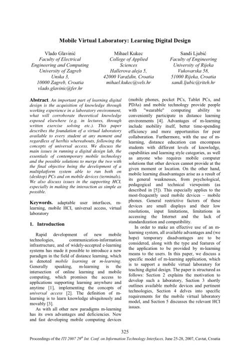 small resolution of  pdf virtual laboratory application development for mobile terminal