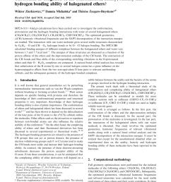 analysis of the intermolecular interactions between ch3och3 cf3och3 cf3ocf3 and ch2f2 chf3 shingo urata request pdf [ 850 x 1113 Pixel ]