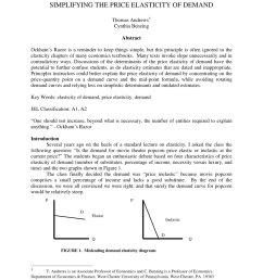pdf simplifying the price elasticity of demand [ 850 x 1100 Pixel ]