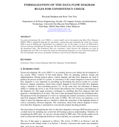 pdf formalization of the data flow diagram rules for consistency check [ 850 x 1100 Pixel ]