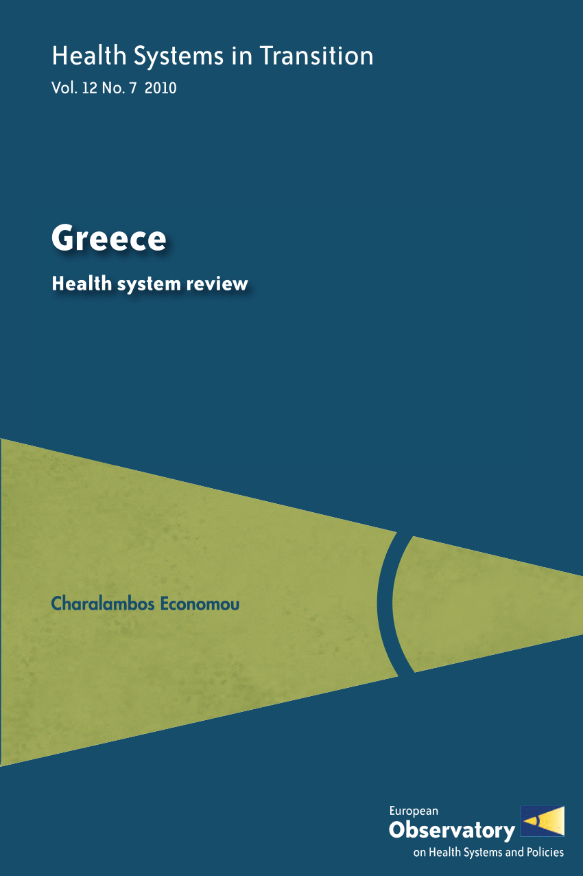 medium resolution of  pdf greece health system review