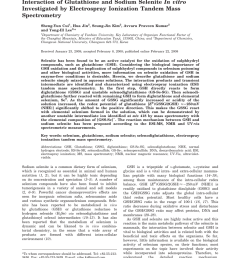 biologically important thiol disulfide reactions and the role of cyst e ine in proteins an evolutionary perspective [ 850 x 1099 Pixel ]