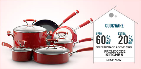 Snapdeal The Great Home Carnival Great Offers On Cookware