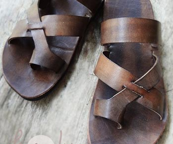 Indian Leather Sandals