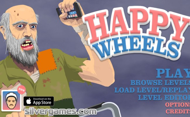 Happy Wheels Ragdoll Racing Online Fun On Silvergames