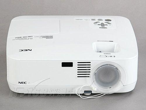 教育会议投影机新宠 NEC NP400+评测_商用_科技时代_新浪网