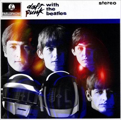 The Daft Beatles Mashups (Daft Punk & The Beatles, plus