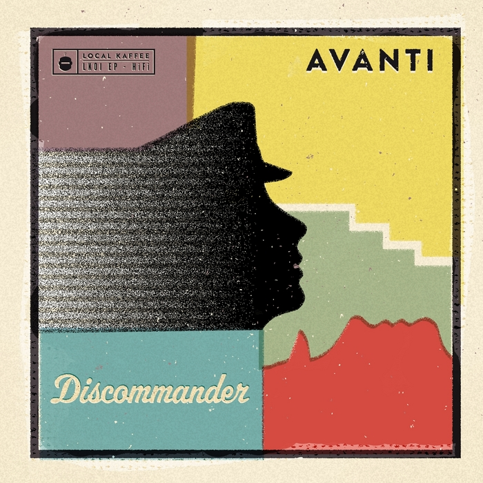 Avanti Gazeebo International new ep avanti electrique
