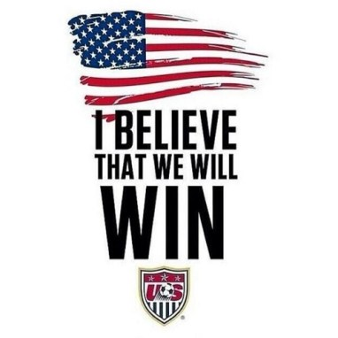 "US Soccer Chants - ""I Believe That We Will Win!"" by //Garrett Cain // on SoundCloud - Hear the world's sounds"