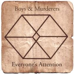Boys & Murderers artwork