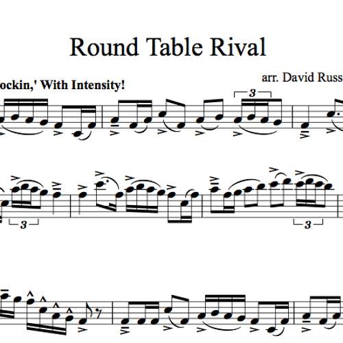 Roundtable Rival Karaoke Sample Viola by Lindsey Stirling