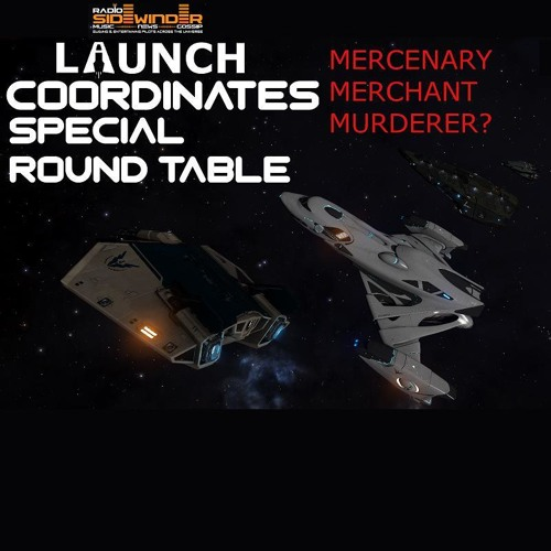 radio sidewinder launch coordinates