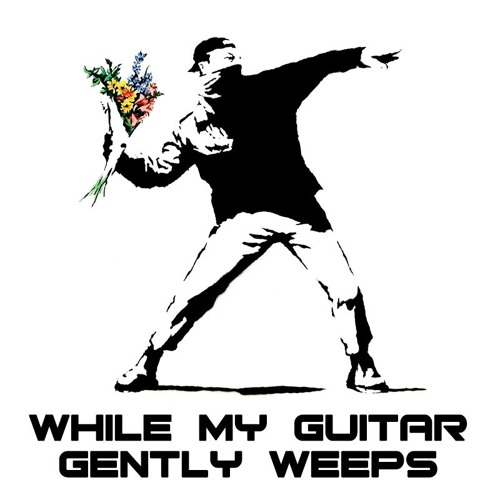 While My Guitar Gently Weeps (Beatles cover collab) by