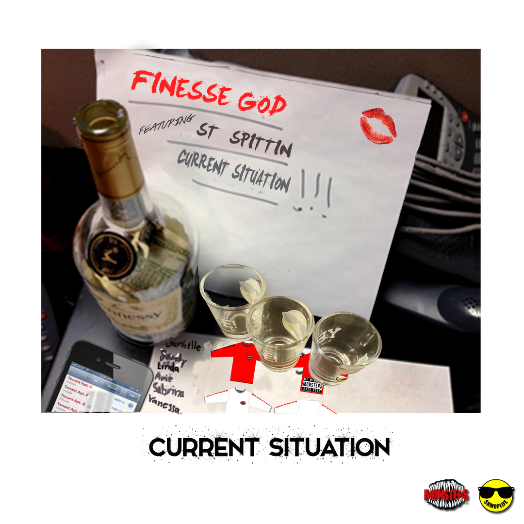 Finesse God ft. ST Spittin - Current Situations [Thizzler.com]