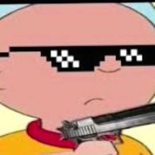 the caillou rap by