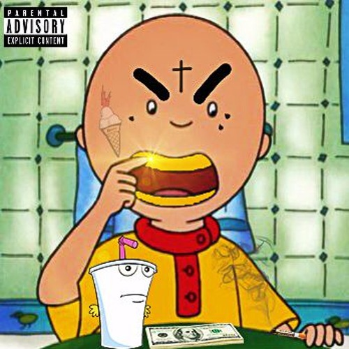 caillou freestyle swag swag