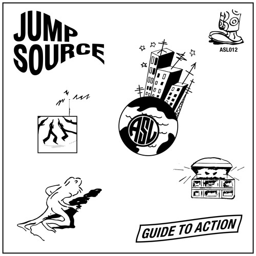 Jump Source ~ Guide to Action EP (ASL012) by ASL SINGLES