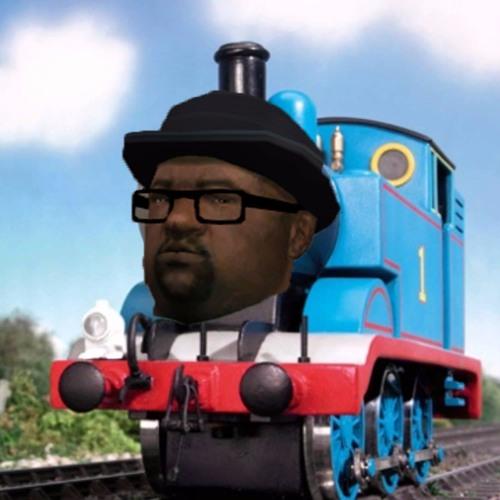 Big Smoke Raps His Order With Thomas The Tank Engine As