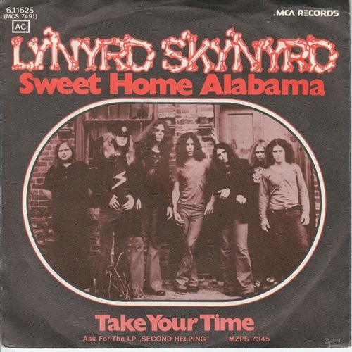 Greatest hits℗ 1974 umg recordings, inc.released on: Stream Lynyrd Skynyrd Sweet Home Alabama Original By Dj Lantern Listen Online For Free On Soundcloud