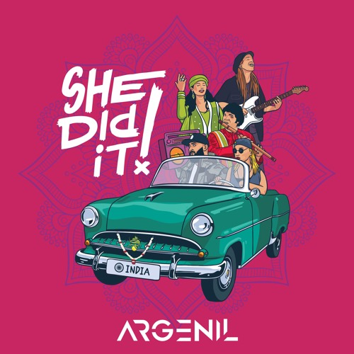 Argenil She Did It! EP