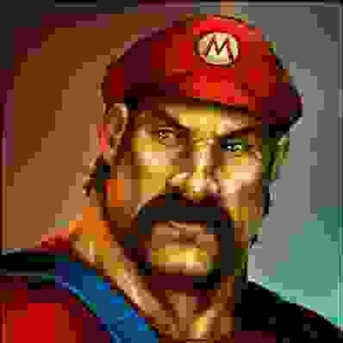 cool mario brothers tale