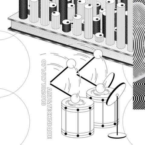 Art & Technique – 071617182018