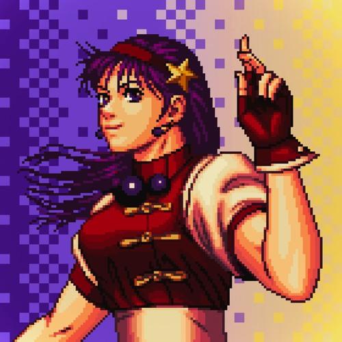 The Magic Effervescence of Athena Asamiya