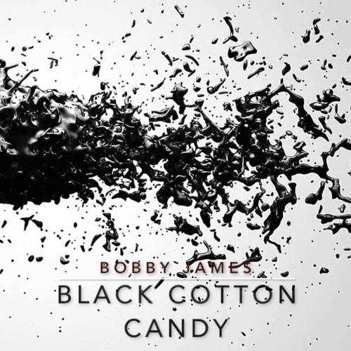 black cotton candy bobby