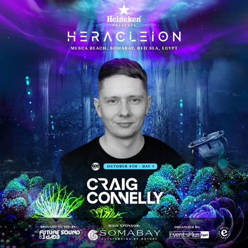 Craig Connelly Live @ FSOE 600, Soma Bay, Egypt (04-10-19)