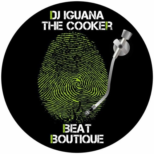 DJ IGUANA THE COOKER - WELCOME CORAL RIFF