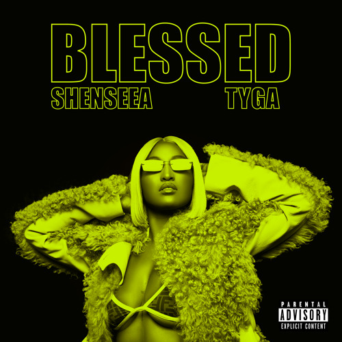 blessed with tyga by