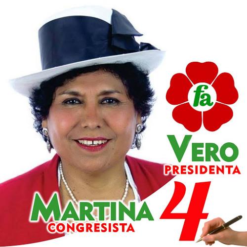 Homenaje a Martina Portocarrero by Martina Portocarrero
