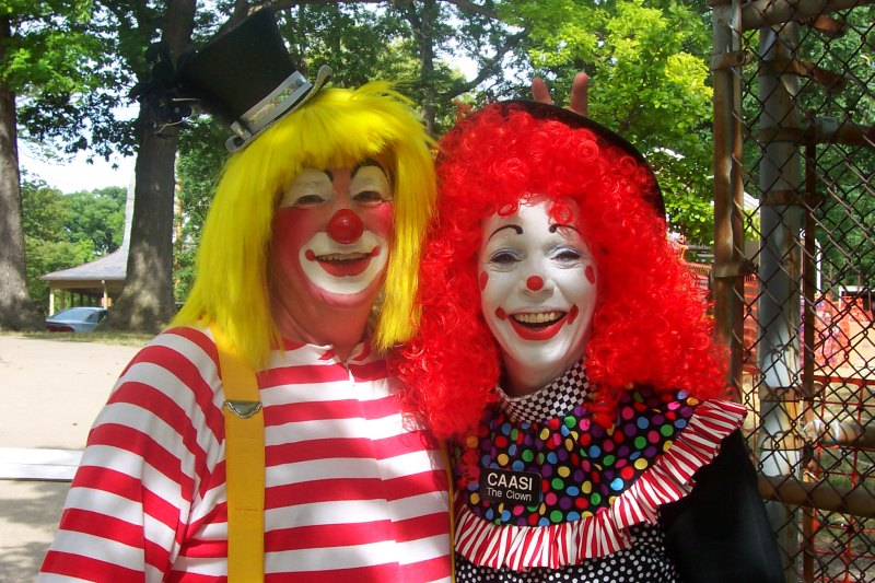Happy Clowns A Photo From Illinois Midwest Trekearth
