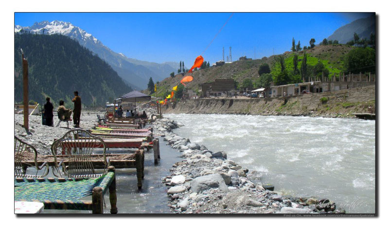 French Fall Wallpaper Kalam Valley Swat A Photo From Northern Areas East