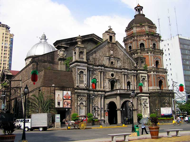 Binondo Churh, Church, Philippine Church, Church in Philippines
