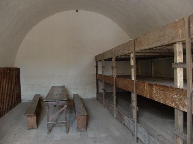 Gallery Russian Jail Cell