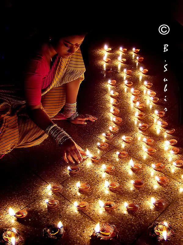 HAPPY DIWALI A Photo From West Bengal East TrekEarth