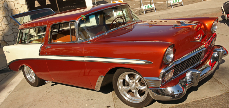 50s Chevy Stationwagon a photo from California West