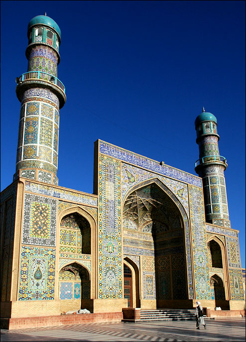 Image result for Jawadia Mosque, Herat, photos