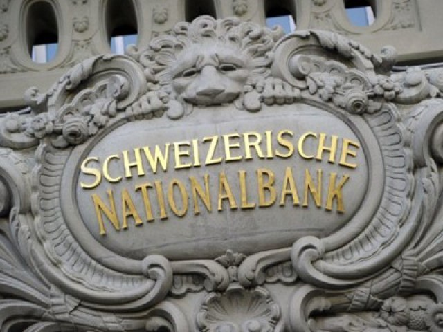 Swiss National Bank. PHOTO: AFP